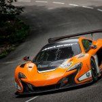 McLaren 650S GT3 2014 Goodwood hill climb