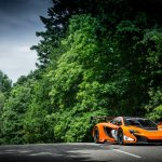 McLaren 650S GT3 2014 Goodwood hillclimb