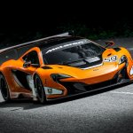 McLaren 650S GT3 2014 Goodwood
