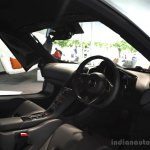 McLaren MSO 650S interior at 2014 Goodwood Festival of Speed