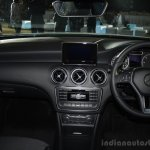 Mercedes Benz A class Edition 1 launch interior