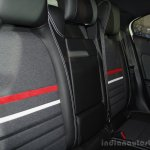 Mercedes Benz A class Edition 1 launch seat photo