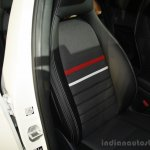 Mercedes Benz A class Edition 1 launch seat