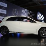 Mercedes Benz A class Edition 1 launch side