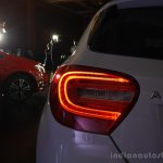 Mercedes Benz A class Edition 1 launch taillight