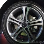 Mercedes Benz A class Edition 1 launch wheel