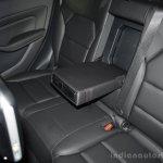 Mercedes Benz B class Edition 1 launch armrest