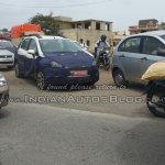 New Fiat Avventura spied IAB front