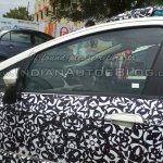 New Fiat Avventura spied IAB interior