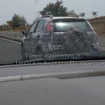 New Fiat Avventura spied IAB
