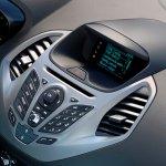 New Ford Ka center console press shot