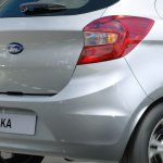 New Ford Ka production version press shot boot