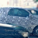 Profile of 2015 Smart ForTwo spied
