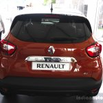 Renault Captur rear at the 2014 Goodwood Festival of Speed