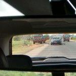 Spied Maruti SX4 S-Cross front