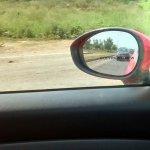 Spied Maruti SX4 S-Cross