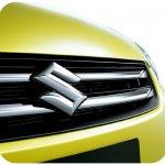 Suzuki Swift Style grille