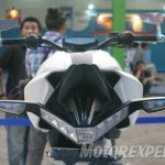 TVS Draken X-21 at Jakarta Fair
