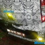 Tata Nano Twist F-Tronic AMT spied on test boot