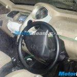 Tata Nano Twist F-Tronic AMT spied on test interior