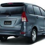 Toyota Avanza Luxury 1.5L rear