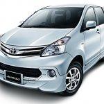 Toyota Avanza Luxury front