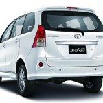 Toyota Avanza Veloz Luxury rear