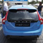 Volvo V60 Polestar rear at the 2014 Goodwood Festival of Speed