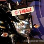 Yamaha FZ FI V2.0 black headlamp