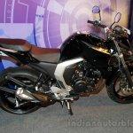 Yamaha FZ FI V2.0 black side
