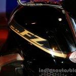 Yamaha FZ FI V2.0 black tank
