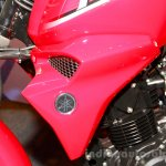 Yamaha FZ FI V2.0 read tank extensions