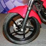 Yamaha FZ FI V2.0 red front wheel
