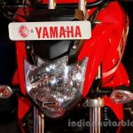 Yamaha FZ FI V2.0 red front