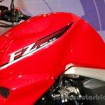 Yamaha FZ FI V2.0 red fuel tank