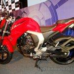 Yamaha FZ FI V2.0 red profile
