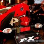 Yamaha FZ FI V2.0 red taillight