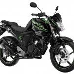 Yamaha FZ-S FI V2.0 - Cyber Green
