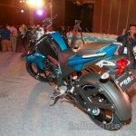 Yamaha FZ-S FI V2.0 blue rear three quarters