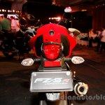 Yamaha FZ-S FI V2.0 moon walk rear