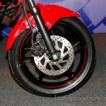 Yamaha FZ-S FI V2.0 read front wheel