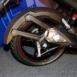 Yamaha FZ-S FI V2.0 rear wheel red
