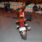 Yamaha FZ-S FI V2.0 red rear