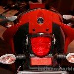 Yamaha FZ-S FI V2.0 red tail light