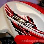 Yamaha FZ-S FI V2.0 white red tank