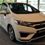 2014 Honda Jazz Modulo Malaysia front quarter