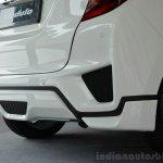2014 Honda Jazz Modulo Malaysia rear bumper