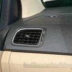 2014 VW Polo facelift AC vent launch