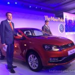 2014 VW Polo facelift India launch live