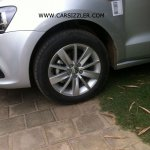 2014 VW Polo facelift TDI spied wheel